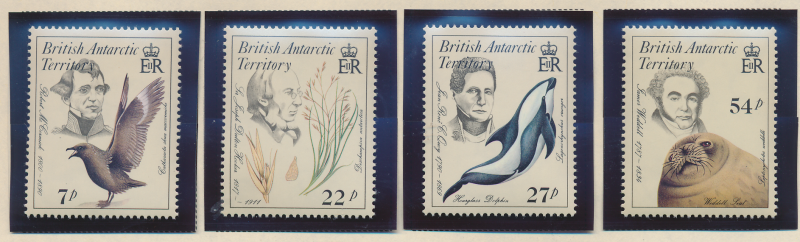 British Antarctic Territory (B.A.T.) Stamp Scott #125, Mint Never Hinged - Fr...