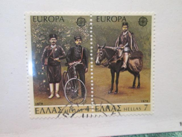 Greece #1294a used