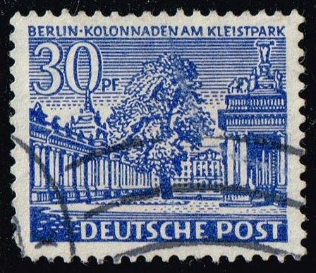 Germany #9N51 Cloisters; Used (0.75)