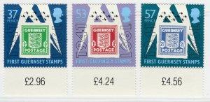 Guernsey 1991 Guernsey Stamps MNH** Full Set A19P22F2