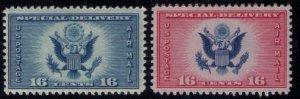 US Sc #CE1-CE2 Mint LH-OG F-VF