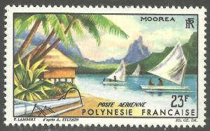 FRENCH POLYNESIA SCOTT C32