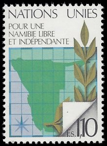 UN Geneva 1979 #86 Mint NH