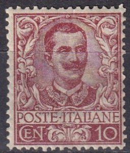 Italy #79 F-VF  Unused CV $110.00 (Z7927)