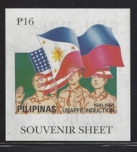 2100 USSAFE Induction/US & Philippines Flags CV$8