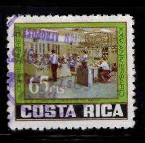 Costa Rica Scott C590 used