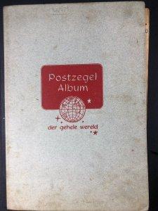 Postzegel Album
