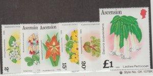 Ascension Island Scott #275a-287a Stamp - Mint NH Set