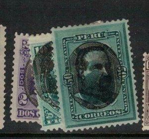 Peru SC 120, 123, 124 MOG (1ecg)