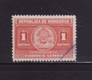 Honduras C155 U Seal of Honduras (C)