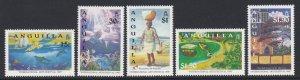 974-78 International Arts Festival MNH