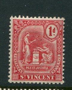 St Vincent #99 Mint