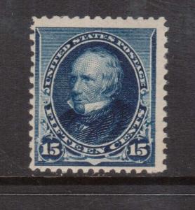 USA #227 Mint