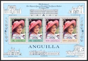Anguilla Sc# 397a MNH 1980 $3.00 Queen Mother Elizabeth 80th Birthday