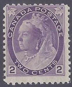 Canada scott #76 Mint