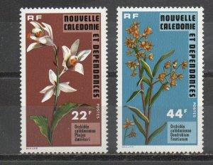 New Caledonia 425-426 MNH