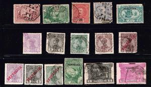 Portugal Stamp OLD STAMP COLLECTION LOT #W2