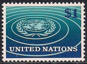 United Nations 150 MNH - Emblem