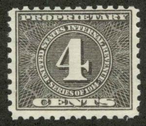 RB41 Mint F NH