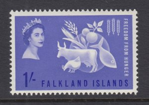 Falkland Islands, Scott 146 (SG 211), MHR