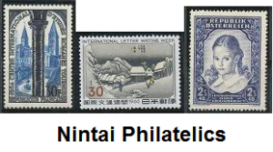 Nintai Philatelics