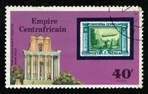 Central African Empire, 40 F (T-7561)