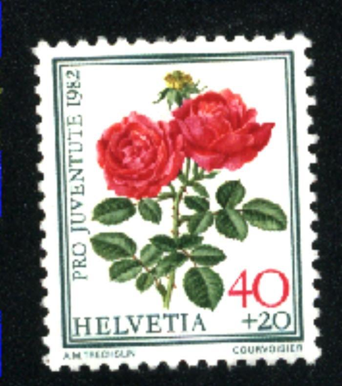 Switzerland B494  used VF 1982 PD