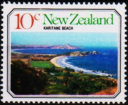 New Zealand. 1977 10c S.G.1145  Unmounted Mint
