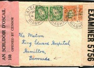 J240 1941 IRELAND Roscommon Caislean Bermuda WW2