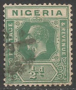 NIGERIA 18 VFU Z7550-2