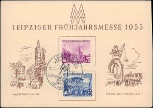 Germany D.D.R., Worldwide First Day Cover