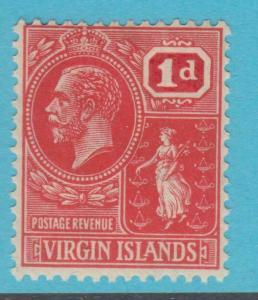 VIRGIN ISLANDS 53a MINT NEVER HINGED OG **  NO FAULTS EXTRA FINE