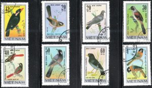 Vietnam 913-20 - Cto - Songbirds (Cpl) (1978) (cv $2.70)