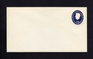 U544c, UPSS #3490a-47 Mint Envelope, Plus Impression of 4c, Scott Cat 130.00