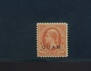 Guam Scott 11 Jefferson Mint Stamp (Guam 11-15)