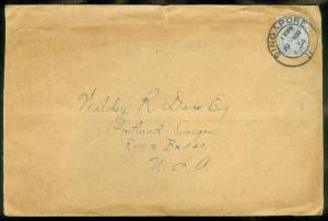 SINGAPORE : Nice rated 1934 cover to USA.