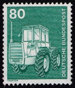 Germany #1178 Tractor; Unused (2Stars)