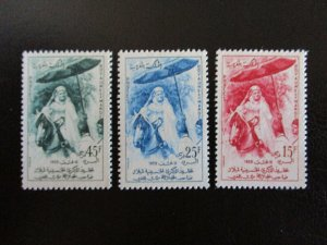 Morocco #29-31 Mint Never Hinged (L7H4) WDWPhilatelic