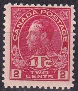 Canada #MR3  F-VF  Unused  CV $40.00  (Z8044)