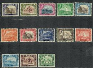 Aden Sc#16-27 M/NH/VF, Cv. $116