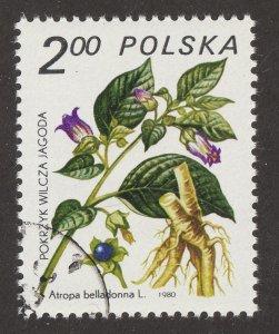 Poland stamp, Scott# 2410, used, VF, single stamp, #2410