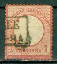 Germany - Reich - Scott 17