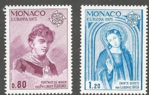 Monaco 961-962