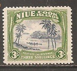 Niue  SC  75  Mint  Hinged