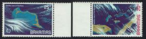 Bahamas - SG# 582w & 583w - Mint Never Hinged - Inverted Wmk - Lot 061216