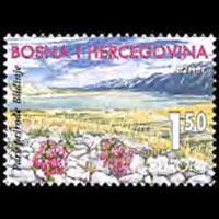 BOSNIA-CROAT ADMIN. 1999 - Scott# 47 Europa-Park Set of 1 NH