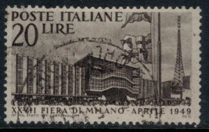 Italy #509  CV $3.75
