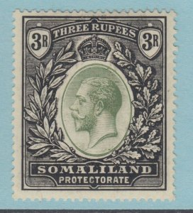 SOMALILAND 62 MINT  HINGED OG * NO FAULTS VERY FINE! 1912 - 1919
