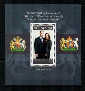 Gibraltar #1558  MNH  Scott $5.75
