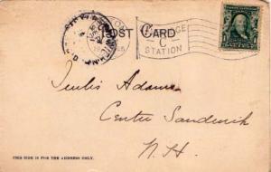 United States, 1902 Definitives, Flags, Massachusetts, Machine Cancel